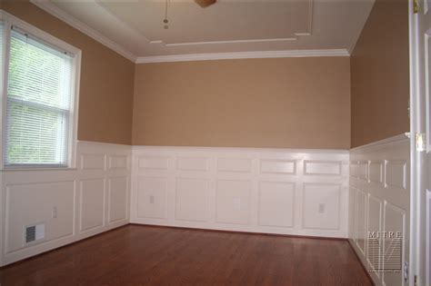 Wainscoting And Paneling ideas add interest to any room with beautiful wainscoting