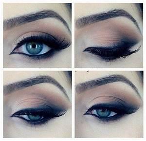 Top 10 Smoky Eyes Yeux Bleus ♡ | Blog Smoky eyes