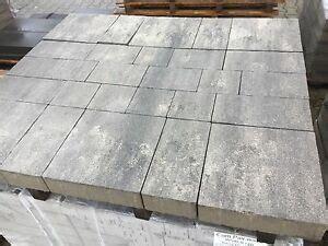 pflastersteine grau anthrazit pflastersteine steine grau schwarz anthrazit mehrere formate beton terrasse