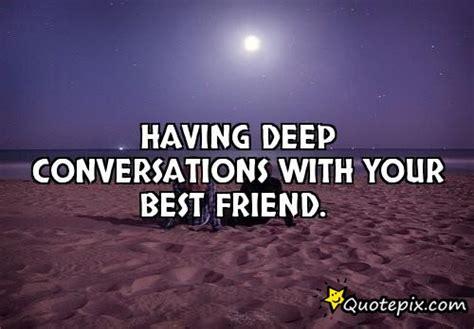 deep conversation quotes quotesgram