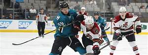 BARRACUDA EARN POINT IN 4-3 SHOOTOUT LOSS TO TUCSON | San ...