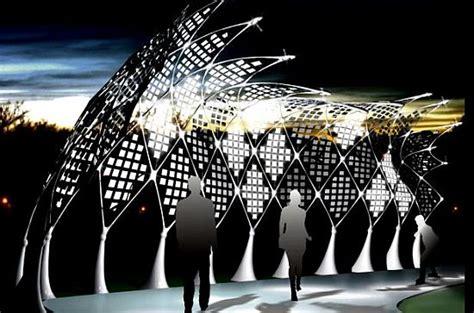 solar powered oled future streetlights