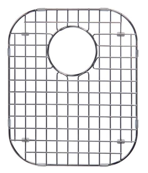 artisan manufacturing stainless steel sink grid model bg16s