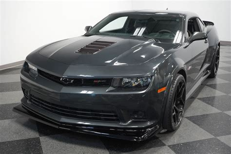 Lingenfelter-Tuned 2015 Chevrolet Camaro Z/28 Costs More ...
