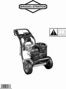 Briggs  U0026 Stratton Pressure Washer 020274