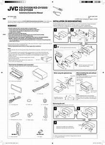 Jvc Kd Dv5504ui Install1 Kd Dv5506 008a F User Manual