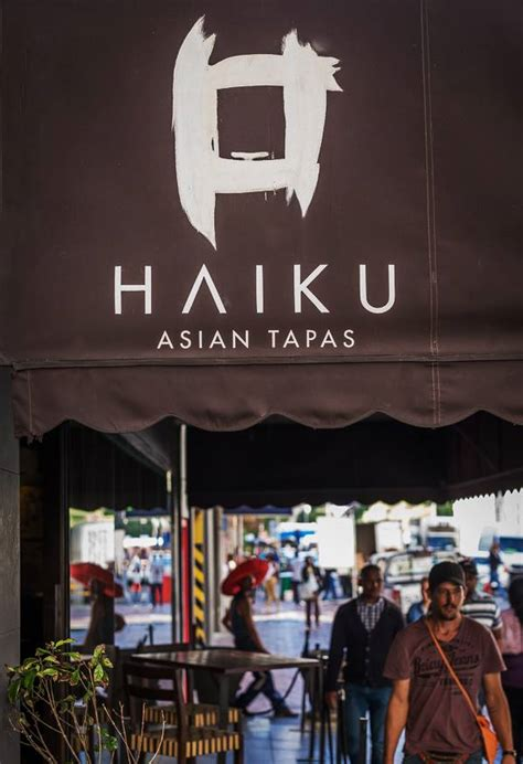 haiku cuisine haiku restaurant tapas bar in cape town