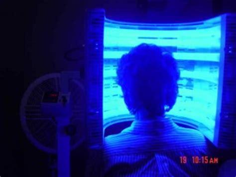 blue light treatment blue light the skin center board certified