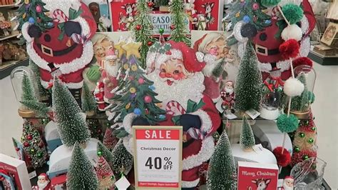 hobby lobby christmas decorations  youtube