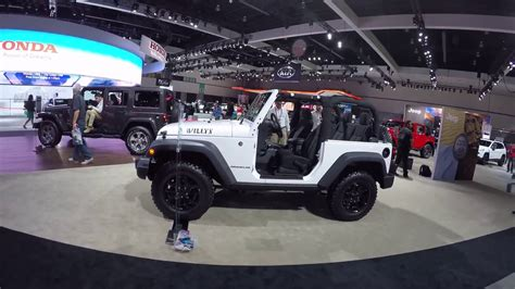 2017 Jeep Wrangler Willys Wheeler 4x4 Open Top