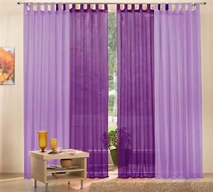 Gardinen Aufhängen Kräuselband : gardine set 61000 flieder 245x140 61000 lila 245x140 ebay ~ Orissabook.com Haus und Dekorationen