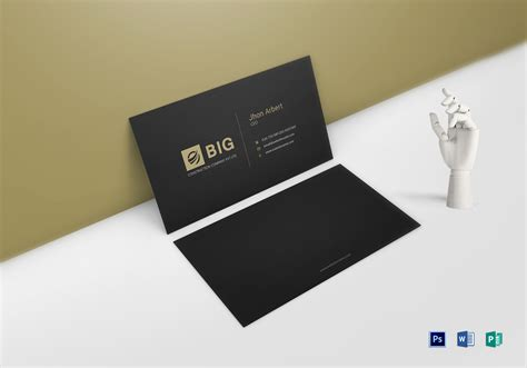 Ceo Business Card Design Template In Word, Psd, Publisher Business Card East Vancouver Visiting Hd Video Photo Size Vertical Template For Word Apec Usa Visa Uk Nottingham University Cambridge