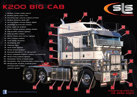 kenworth  big cab