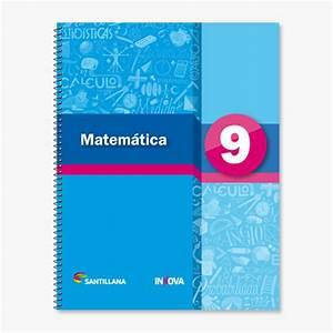 Matemática 9 Santillana