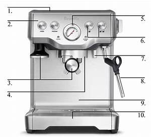 Amazon Com  Breville Bes840xl Infuser Espresso Machine