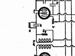 5 Tube Reflex Radio Acme Apparatus Co   Cambridge Ma  Build