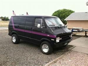 1977 Dodge Custom Van