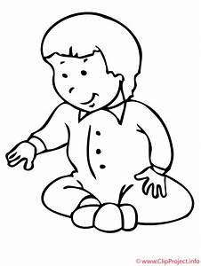 Babybilder Zum Ausmalen : baby malvorlagen fuer kinder kostenlos ~ Markanthonyermac.com Haus und Dekorationen