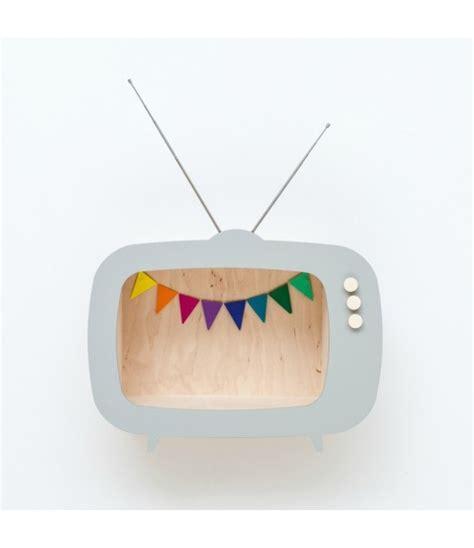 Mensola Per Tv Mensola A Tv Grigia La Cameretta Di Pippi