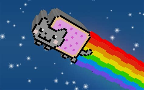 Nyan Cat, 3d Wallpapers Hd  Desktop And Mobile Backgrounds