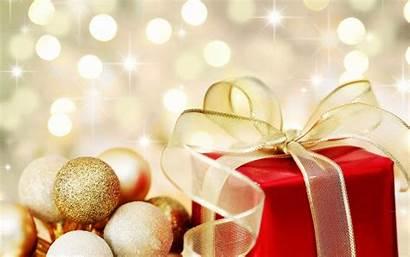 Ornaments Golden Ornament Merry Decorations Desktop Holiday