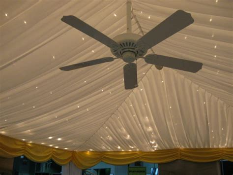 fan tent ceiling   white rentals portland