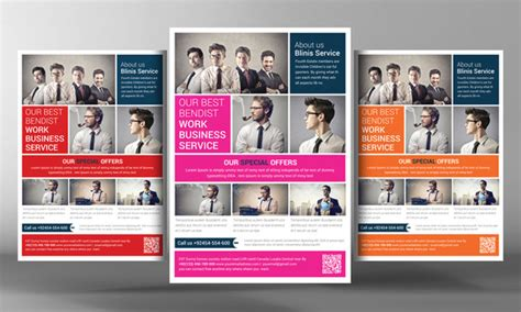 cool business flyers templates