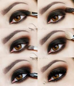 Simple But Dramatic Smokey Eye MakeUp Tutorial - Be Modish