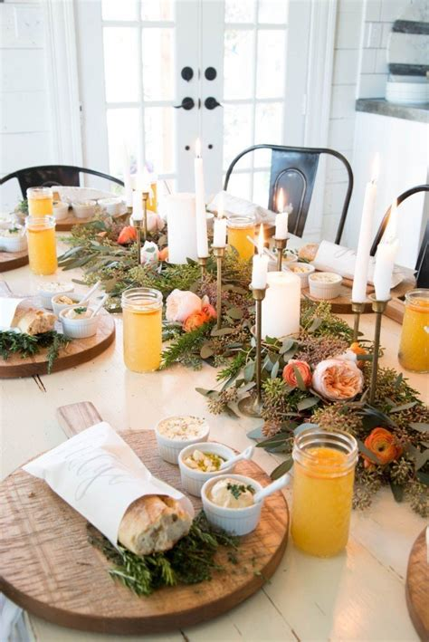A Winter Dinner Party  Magnolia Market