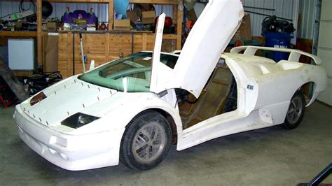 lamborghini diablo roadster replica kit car  sale