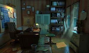 Detectives Office © 2014 horosavin http://horosavin.com ...