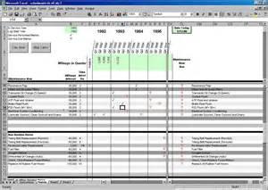 Fuel Log Sheet Template Wanted Excel Maintenance Log Page 2 Rennlist Porsche Discussion Forums
