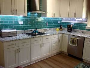 a wide range of interesting subway tile kitchen options With kitchen colors with white cabinets with return address stickers