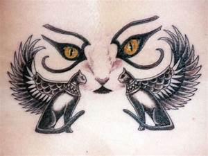 Cat Tattoo Designs Guard the Skin You're In « Tattoo ...
