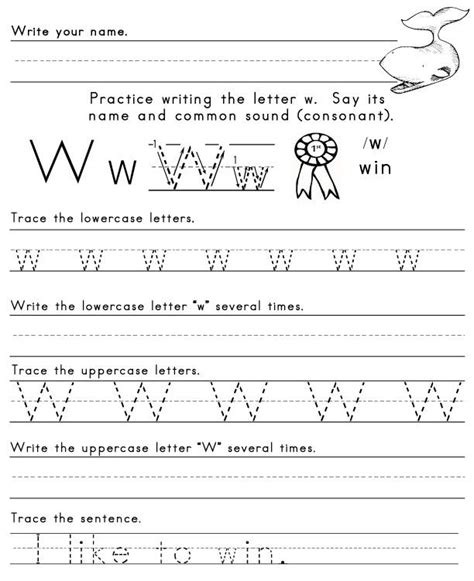 letter w worksheet 1 letters of the alphabet letter w 473 | 54506267fefd1e7e0ab1f9a829f36a22