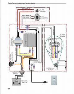 Basic Furnace Wiring Diagram With Transformer