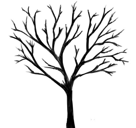 tree template black and white free black tree download free clip art free clip art on