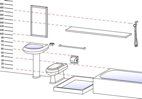 Height Of A Bathroom Sink by Sanitary Ware Dimensions Toilet Dimension Sink