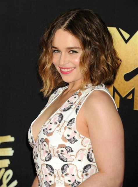 Pin by Megan Rose on Emilia Clarke | Mtv movie awards ...