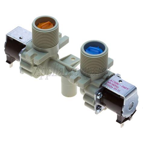 lg washer water inlet valve lg top loader washing machine inlet valve 220v lategan 1755
