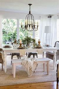 68, Awesome, French, Country, Dining, Room, Table, Decor, Ideas