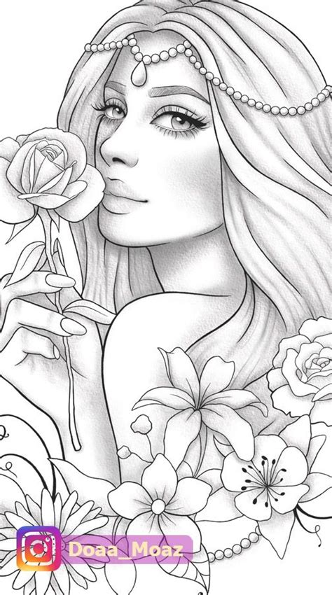 pin  premium coloring pages
