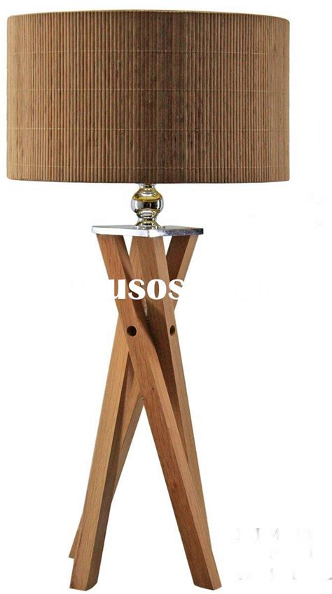 wood wooden lamp plans blueprints  diy    build