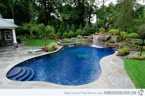 15 Amazing Backyard Pool Ideas  Fox Home Design