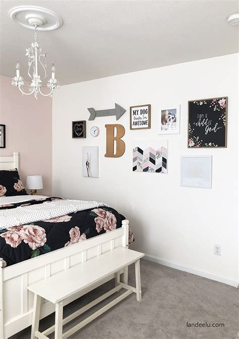Bedroom Decor Ideas Diy by Diy Wall Decor For S Bedroom Landeelu