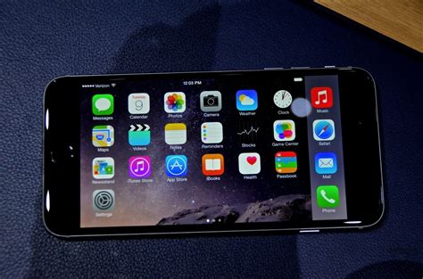 pictures of iphone 6 plus iphone 6 plus la primer phablet de apple es oficial