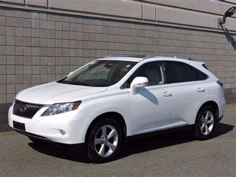 lexus jeep 2010 used 2010 lexus rx 350 tech pkg at auto house usa saugus