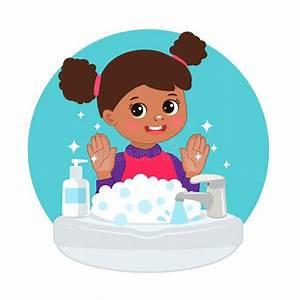 Cartoon Washing Hands Stock Illustrations  U2013 1 824 Cartoon