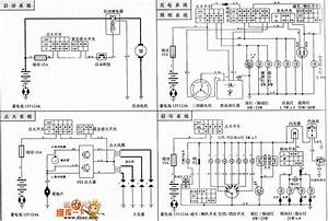 Suzuki Gsx400f Motorcycle Decomposition Circuit