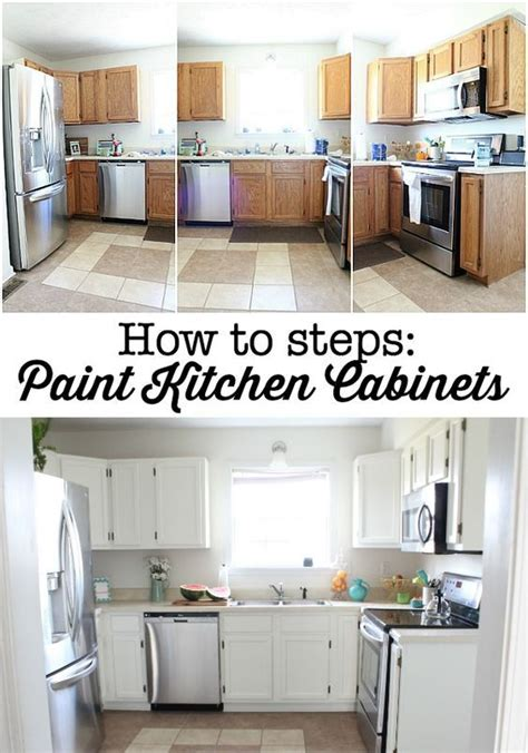 steps to paint kitchen cabinets brush strokes white kitchens and white kitchen cabinets 8345